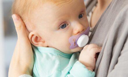 Ranking smoczków dla niemowląt 2021