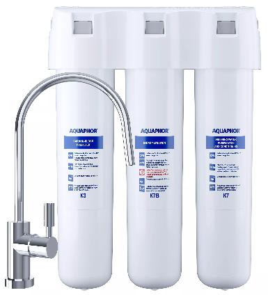 Filtr Aquaphor Kryształ B ECO (K3, K7B, K7) z mikrofiltracją