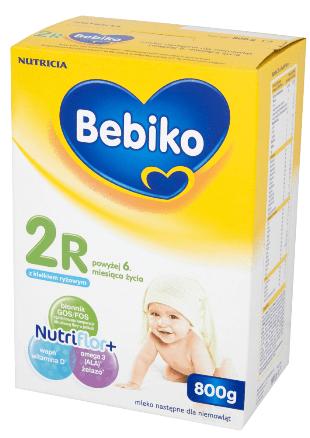 Mleko Bebiko 2 Mleko następne powyżej 6. miesiąca życia