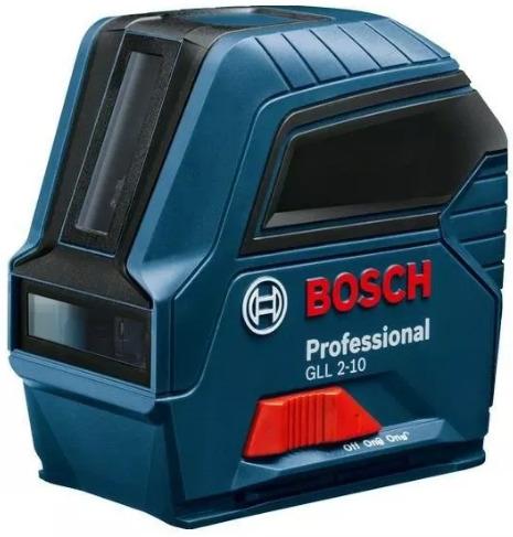 Bosch GLL 2-10 Professional 0601063L00