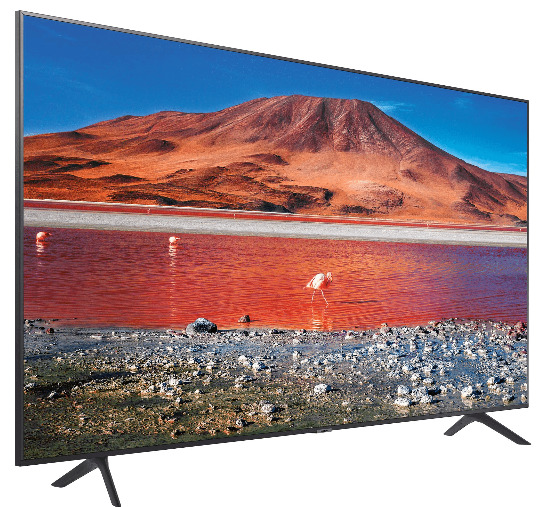Telewizor Samsung 55 cali UE55TU7172