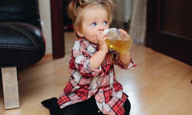 Ranking herbatek dla dzieci i niemowląt 2021
