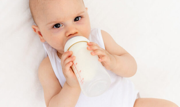 Ranking kaszek bezmlecznych dla niemowląt 2021