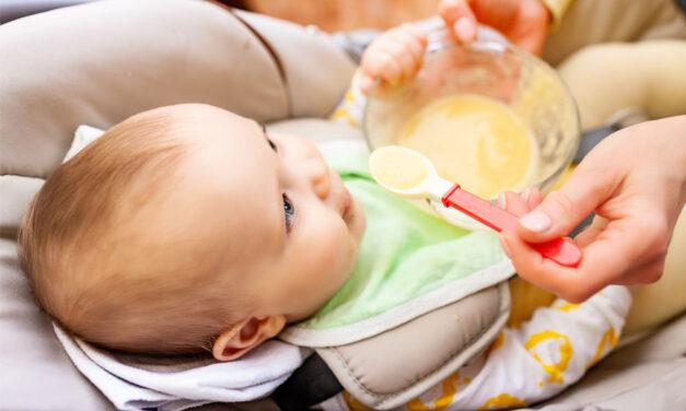 Ranking obiadków dla niemowląt w słoiczku 2021