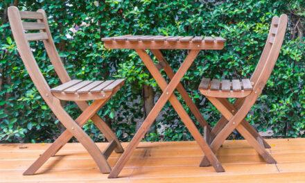 Ranking zestawów mebli ogrodowych 2021