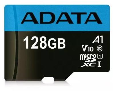 Karta Adata microSDXC Premier 128GB
