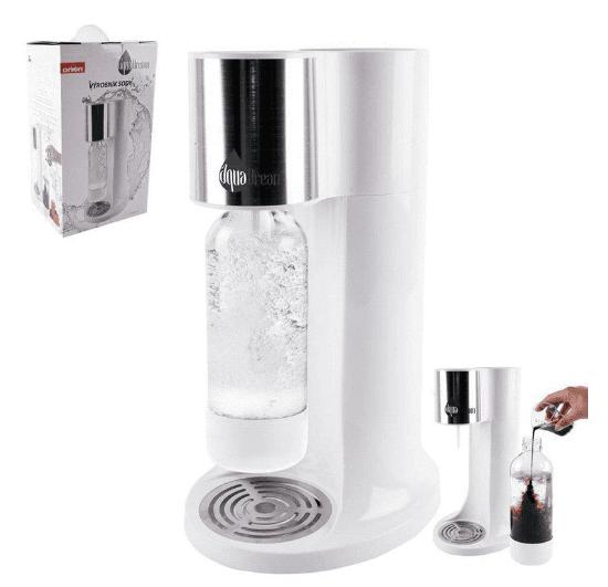 Aquadream Saturator Syfon Do Gazowania Wody