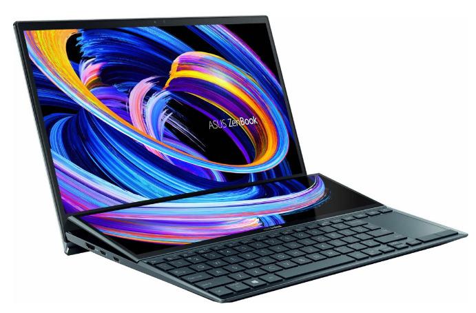Laptop z ekranem dotykowym Asus ZenBook Duo UX482 14