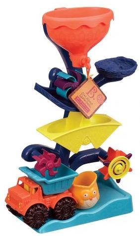 Zabawka B.Toys Młynek wodny do zabawy w piasku i wodzie