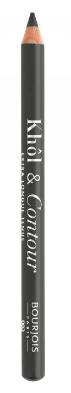 Bourjois Paris Khol&Contour Eye Pencil Kredka do oczu 003 Misti gris 1,2g