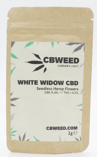 Susz Cbweed Konopny Cbd 11,4% White Widow 2G