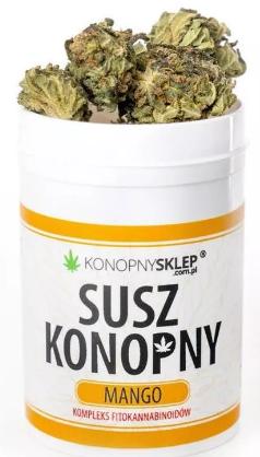 Cbweed Susz Konopny Cbd 12% Mango Haze 2G