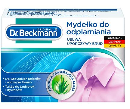Odplamiacz Dr. Beckmann Mydełko do odplamiania 100g