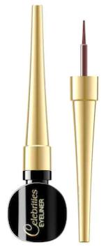 Eyeliner Eveline Beauty Line Perfekcyjnie podkreślone oczy 4ml