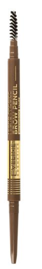 Eveline Micro Precise Brow Pencil Ultraprecyzyjna Kredka Do Brwi 01 Taupe 0,05G