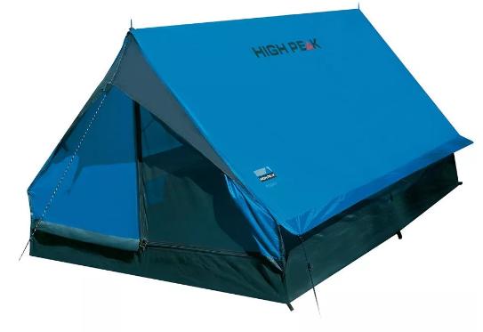 Namiot High Peak Minipack 2os Niebieski