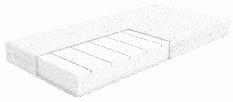 Materac dla noworodka Hilding Dobranocka 60x120