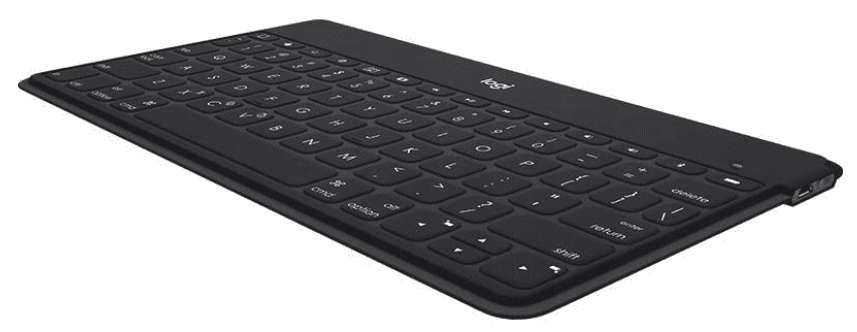 Klawiatura do tabletu Logitech Keys to go Czarna (920006710)