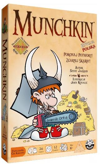 Munchkin (zestaw podstawowy)