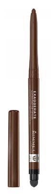 Kredka Rimmel London Exaggerate Waterproof Eye Definer 0,28 g 212 Rich Brown
