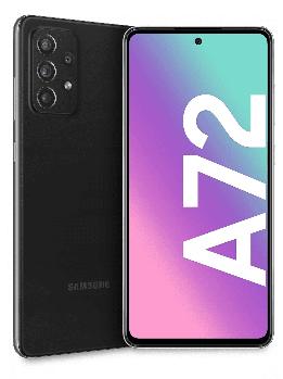 Samsung Galaxy A72 SM-A725 6/128GB Czarny