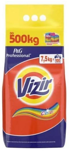 Proszek do prania Vizir Color 7,5 kg 100 prań
