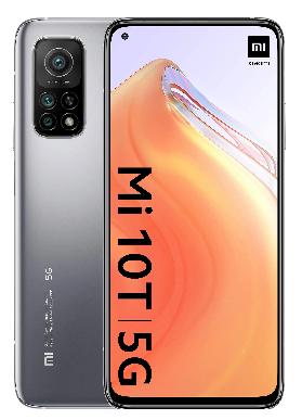 Smartfon Xiaomi Mi 10T 5G 6/128GB Srebrny