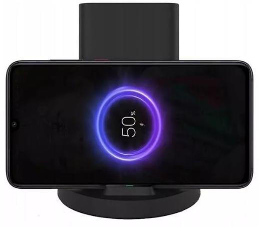Ładowarka indukcyjna Xiaomi Mi 20W Qi Czarny