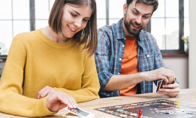 Ranking gier planszowych dla 2 osób 2021
