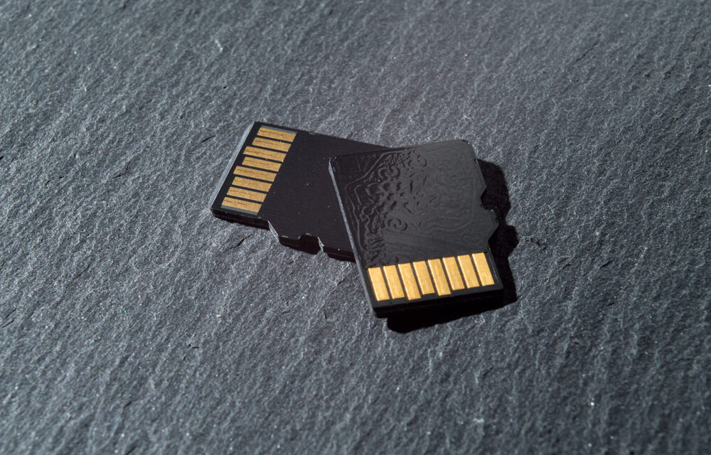 Ranking kart microSD 2021