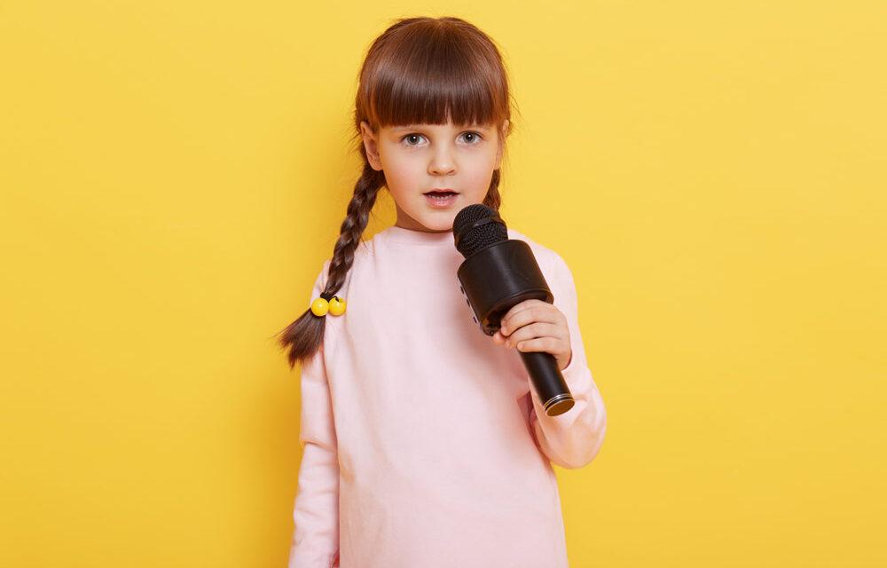 Ranking mikrofonów dla dzieci 2021