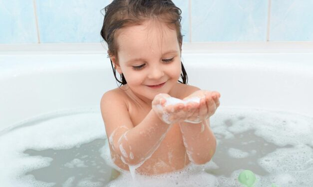 Ranking płynów do kąpieli dla dzieci 2021