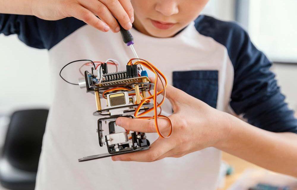 Ranking robotów dla dzieci 2021