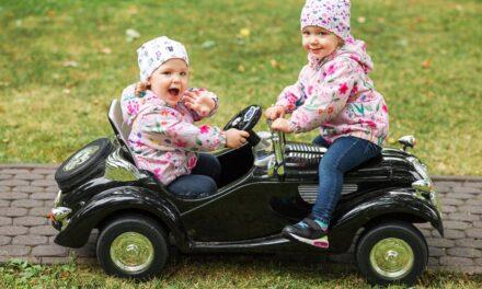 Ranking samochodów na akumulator dla dzieci 2021