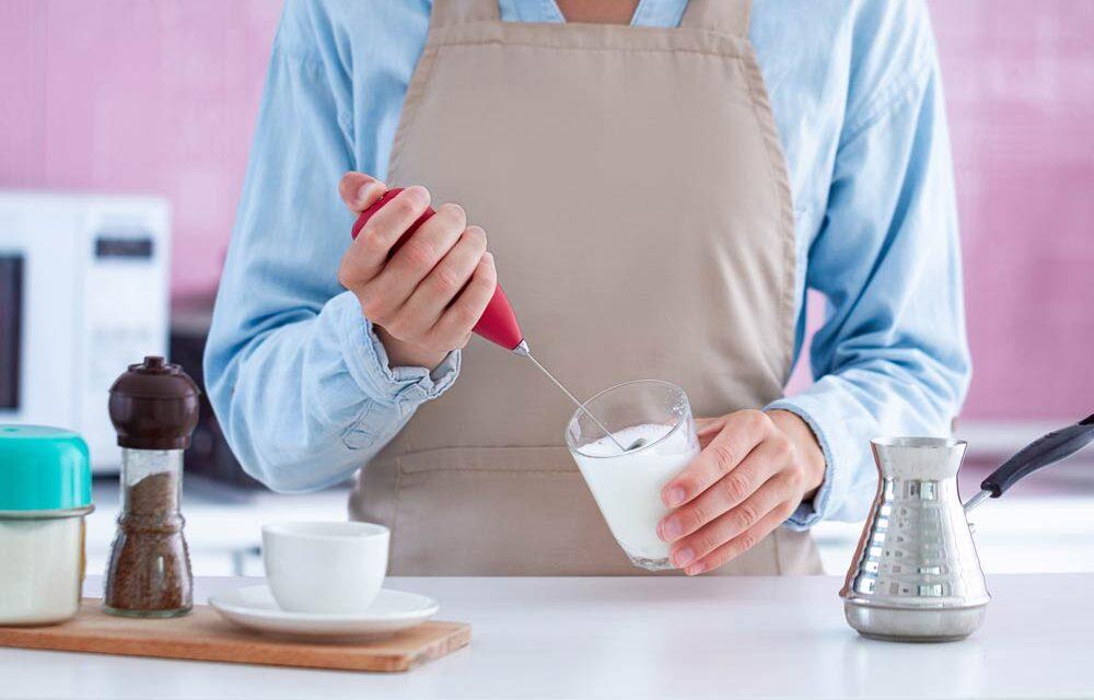 Ranking spieniaczy do mleka 2021