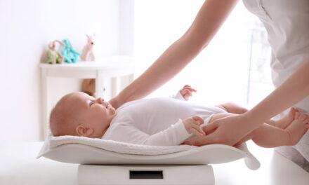 Ranking wag dla niemowląt 2021