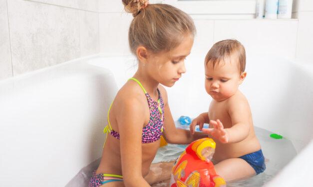 Ranking zabawek do kąpieli 2021