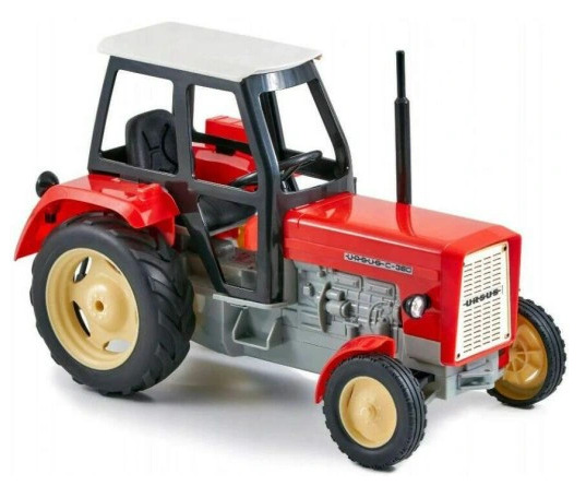 Samochód ATA Traktor na radio URSUS C-360 czerwony E357-003 2.4GHz Double Eagle