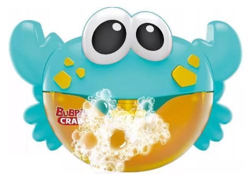 Zabawka Askato do wody Krab niebieski