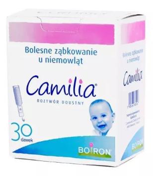 Lek homeopatyczny Camilia 10 dawek x 1ml