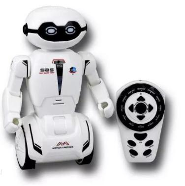 Robot dla dzieci Dumel Discovery Silverlit Macrobot Z Pilotem
