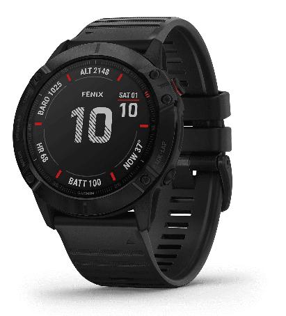 Zegarek sportowy Garmin Fenix 6X Pro