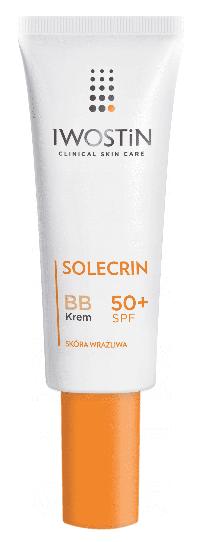 Krem Iwostin Solecrin Bb Krem Spf 50+ 30Ml