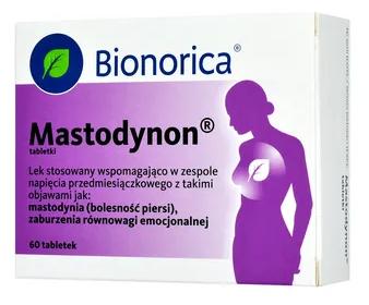 Lek Mastodynon 60 tabl.