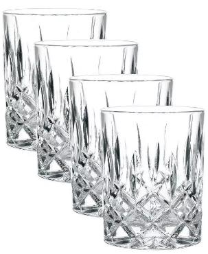 Nachtmann Komplet 4 Szklanek Do Whisky Noblesse