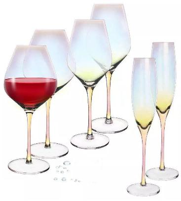 Orion Kieliszek Luster 0 5 L Białe Wino 2 Szt.