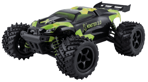 Samochód zdalnie sterowany Overmax Monster 3.0 53765