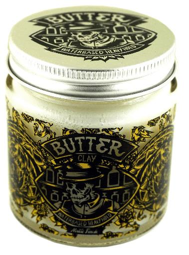 Pomada do włosów Pan Drwal Butter Clay Matowa 120g