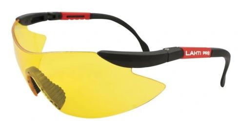 Okulary Proline Hd Prolinehd Ochronne Żółte Z Filtrem Uv F1 46039