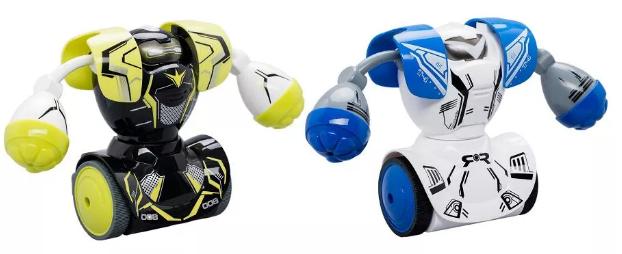 Robot dla dzieci Silverlit Robo Kombat 2Szt